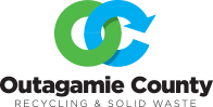 Outagamie County Recycling Logo