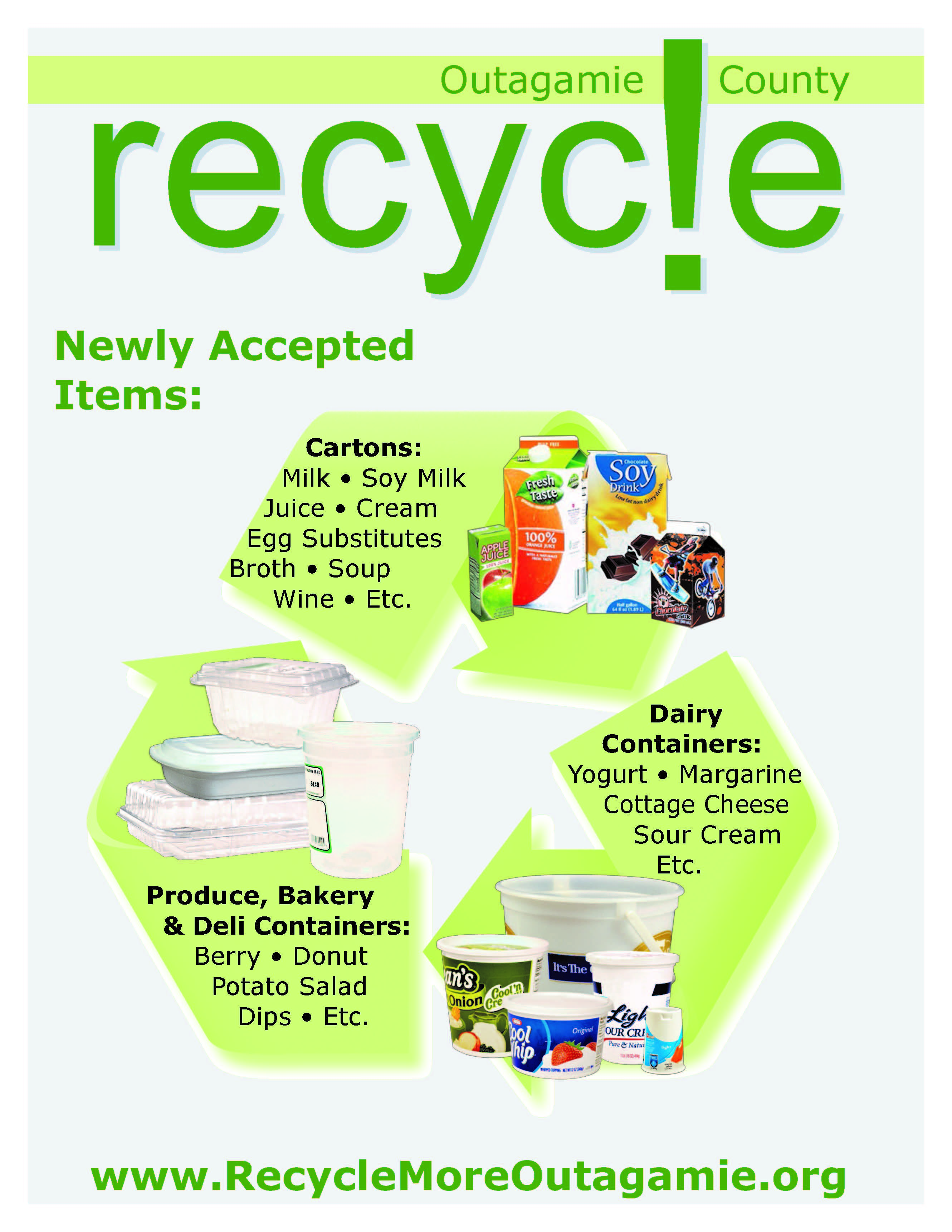 Education Center | Outagamie County Recycling & Solid Waste